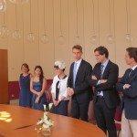 Mariage civil 6 Juin 2015